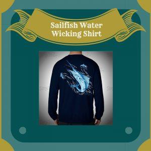 Sailfish Water Wicking Shirt