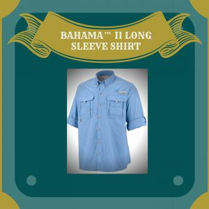 Bahama II Long Sleeve Shirt