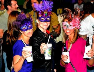 Mardi Gras Pub Crawl HarborWalk Village Destin