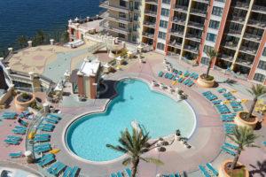 Pool View Emerald Grande