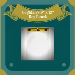 Coghlan's 9x12 Dry Pouch
