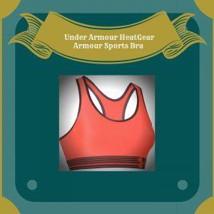 Under Armour HeatGear Armour Sports Bra
