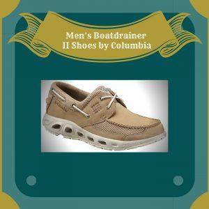 Men's Boatdrainer II Shoes by Columbia