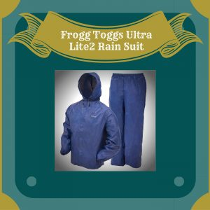 Frogg Toggs Ultra Lite2 Rain Suit