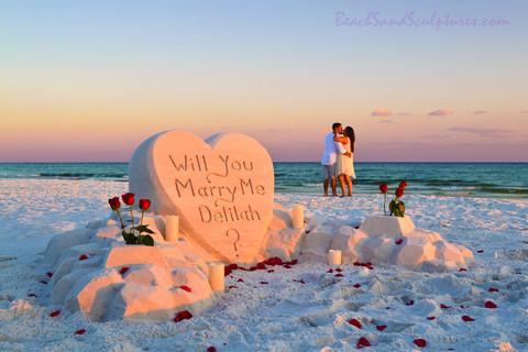 Destin Beach Sand Sculptures Proposal