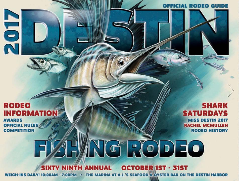 2017 Destin Fishing Rodeo