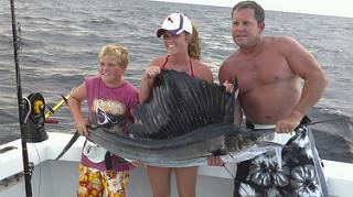 Sailfish Caught in Destin FL Finest Kind