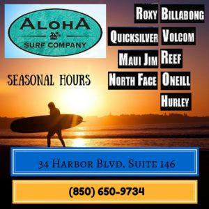 Aloha Surf Company HarborWalk Village