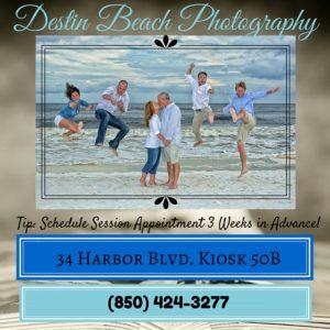 Destin Beach Photography HarborWalk Village Destin, FL