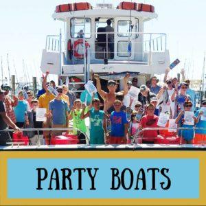 Blog charter fishing destin for Destin party boat fishing