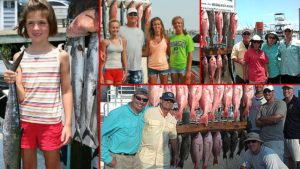 Hero Shots Deep sea fishing Destin, FL