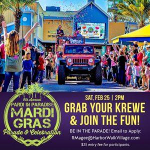 Mardi Gras Destin Parade 2017