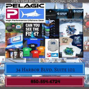 Pelagic High Performance Offshore Gear