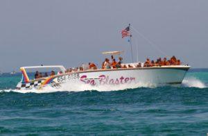 Seablaster Destin Florida HarborWalk Village