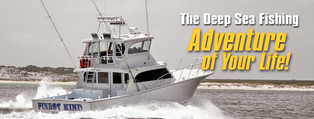 Finest Kind Charter Boat Destin, Florida