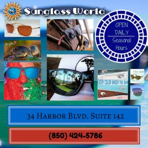 Sunglass World HarborWalk Village Destin, Florida