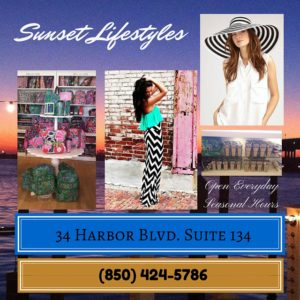 Sunset Lifestyles HarborWalk Village Destin, Florida