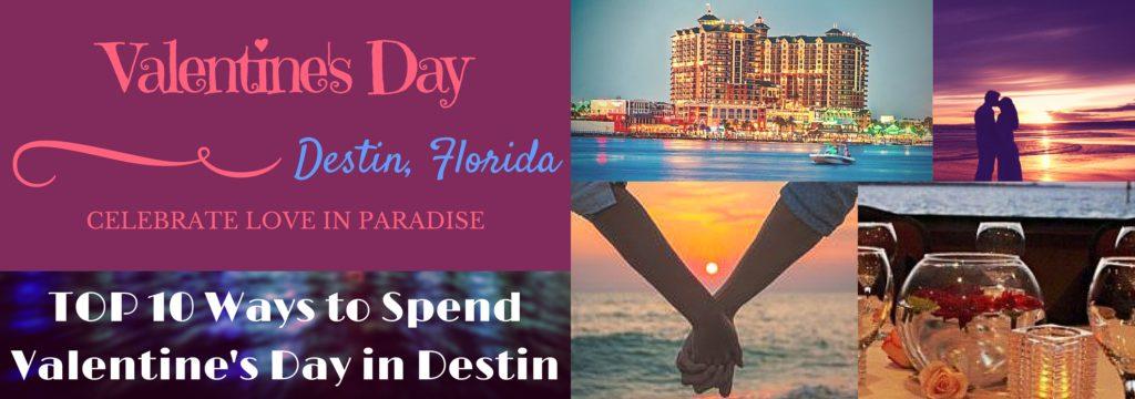 Valentine's Day Destin, Florida