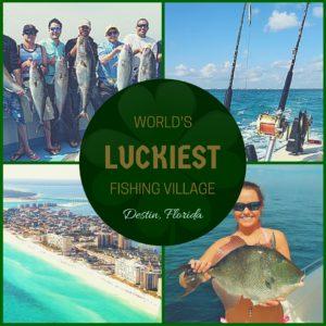 World's Luckiest Fishing Village