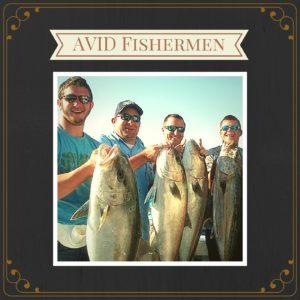 Avid Fishermen Deep sea fishing, Destin, Florida
