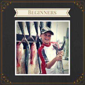 Beginner deep sea fishing charter Destin, Florida
