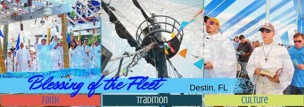 blessing of the fleet destin, fl