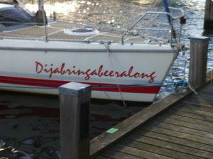 """'fishing boat"""""""