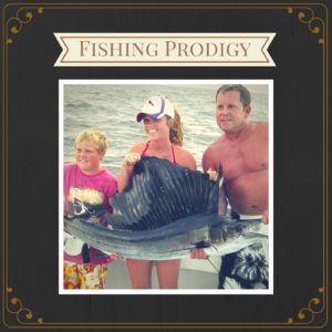 Fishing Prodigy Destin, Florida deep sea fishing