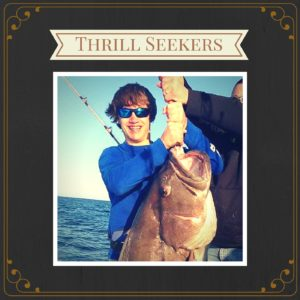 Thrill seekers Destin, Florida deep sea fishing